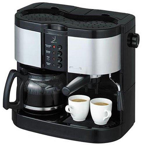 deviceSTYLE Brunopasso ハイブリッド エスプレッソ・コーヒーメーカー HA-12