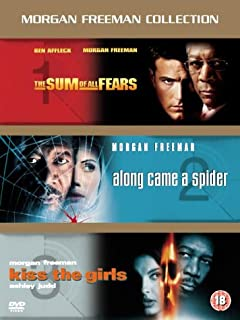 The Sum Of All Fears/Kiss The Girls/Along Came A Spider