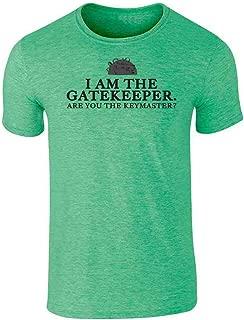 I Am The Gatekeeper are You The Keymaster Short Sleeve T-Shirt