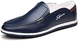 [OceanMap] メンズ スリッポンドライビングシューズ メンズ スリッポン ローファー 大人 シューズ カジュアルシューズ スニーカー モカシン ビンテージ ヴィンテージ 防滑 軽量 靴 メンズシューズ フラットシューズ