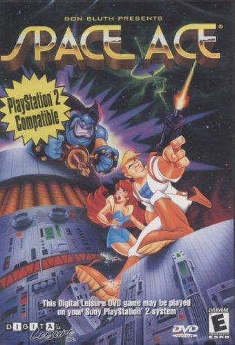 Space Ace [Reino Unido] [DVD]