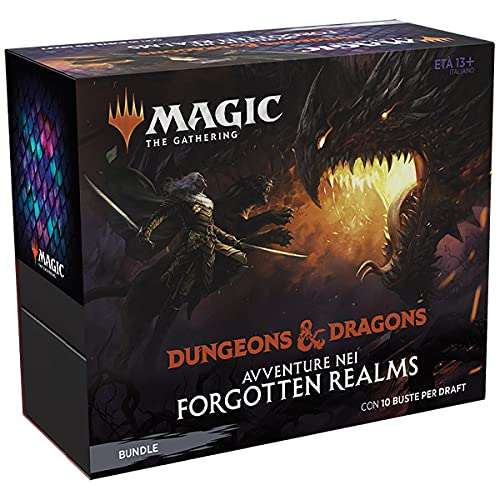 Magic The Gathering Avventure nei Forgotten Realms - Bundle (ITA)