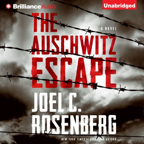 Page de couverture de The Auschwitz Escape