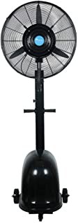 Jyfsa Ventilador Vertical de fábrica Compacto Ventilador Industrial Ventilador atomizador Humidificador de Piso silencioso (175cm)