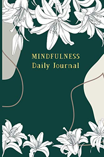 Mindfulness Daily Journal: Inspirational Book Self for Help Self Care to...