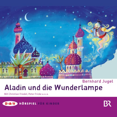 Aladin und die Wunderlampe                   By:                                                                                                                                 Bernhard Jugel                               Narrated by:                                                                                                                                 Christian Friedel                      Length: 58 mins     Not rated yet     Overall 0.0