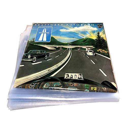 12 inch ultradunne platen LP-beschermhoezen/helder/cover-beschermingssleeves Stark