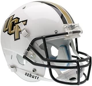 CENTRAL FLORIDA GOLD KNIGHTS Schutt AiR XP Full-Size REPLICA Football Helmet UCF