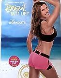 Leandro Carvalho's Brazil Butt Lift, The Workouts, 3 DVD Set