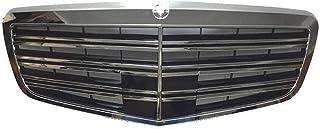 شبكة أمامية للسيارة متوافقة مع Mercedes-Benz S-Class W221 S350 S400 S450 S500 S550 S600 2007-2013