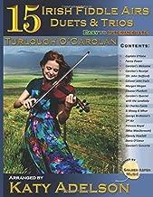 15 Irish Fiddle Airs - Duets and Trios: Turlough O'Carolan - Easy to Intermediate