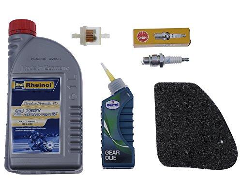 2EXTREME Inspektionsset petit, kompatibel für Peugeot Buxy, Elyseo, Elystar, Looxor, Speedake, Speedfight 1, 2 50cc