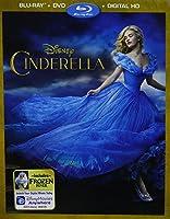 Cinderella: Live Action [Blu-ray]