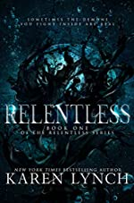 Relentless: A Young Adult Urban Fantasy Romance