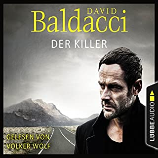 Der Killer                   By:                                                                                                                                 David Baldacci                               Narrated by:                                                                                                                                 Volker Wolf                      Length: 7 hrs and 39 mins     Not rated yet     Overall 0.0