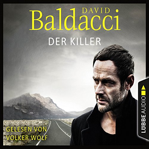 Der Killer audiobook cover art