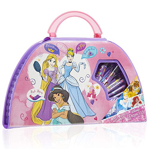 Sambro Disney Princess Carry Along Art Case