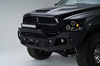 Go Rhino 24128T Textured Black BR5 Front Bumper Replacement