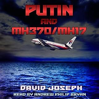 Putin and MH370/MH17 cover art