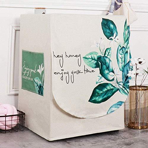 Lavadora y lavadora lavadora para lavadora / frente de carga secadora lavadora caja pintada azul real_ancho 60 espesor 55 alto 85 cm-Ancho 60 Espesor 46 Alto 85cm_Hoja de Energía de Raíz de Loto