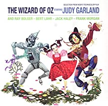 Wizard Of Oz Ost Limited Multicolour Splatter