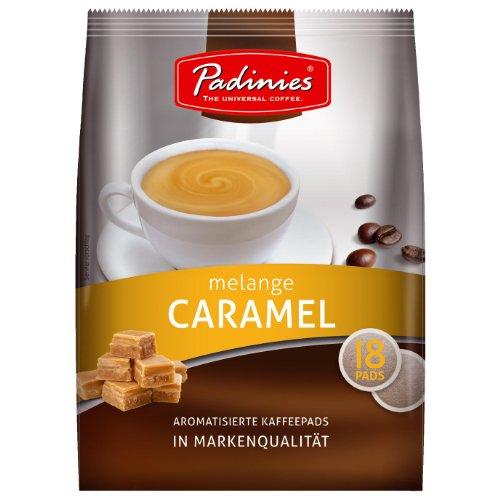 Padinies Melange Caramel Kaffeepads 18 St.