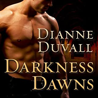 Darkness Dawns     Immortal Guardians Series #1              Written by:                                                                                                                                 Dianne Duvall                               Narrated by:                                                                                                                                 Kirsten Potter                      Length: 10 hrs and 39 mins     7 ratings     Overall 4.7