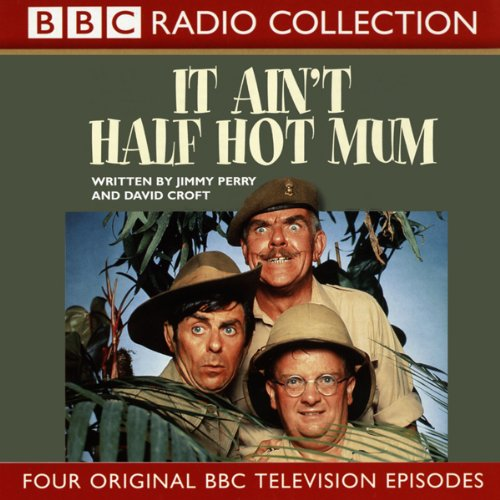 It Ain't Half Hot Mum cover art