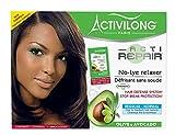 Activilong Actirepair Défrisant sans Soude Olive et Avocat Bio Normal Regular