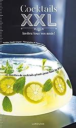 Cocktails XXL ! de Sandrine Houdré-Grégoire