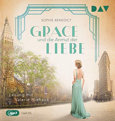 Grace und die Anmut der Liebe: Ungekürzte Lesung mit Rike Schmid (1 mp3-CD) (Mutige Frauen zwischen Kunst und Liebe)