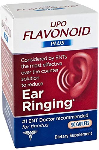 Lipo-Flavonoid Plus Inner Ear Health Caplets -90ct