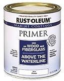 Rust-Oleum 207014 Marine Wood and Fiberglass Primer