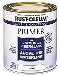 Rustoleum marine coating primer for wood and fiberglass