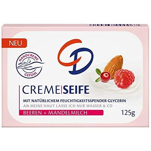 CD Cremeseife Beeren & Mandelmilch 125 g*