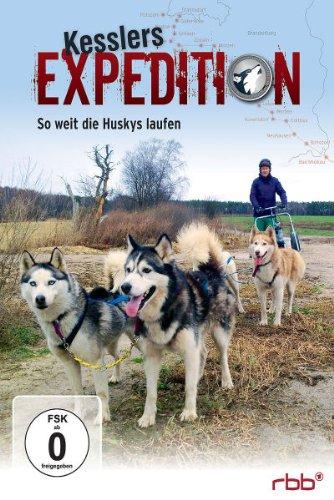 Kesslers Expedition - So weit die Huskys laufen [Alemania] [DVD]