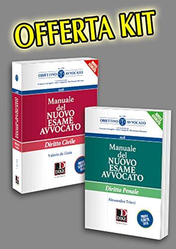 Manuale del nuovo esame avvocato. Diritto civile-Manuale del nuovo esame avvocato. Diritto penale