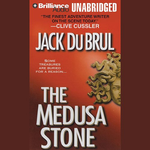 The Medusa Stone cover art