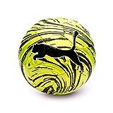 Puma Shock Ball, Pallone da Calcio Unisex-Adult, Yellow Alert Black, 4