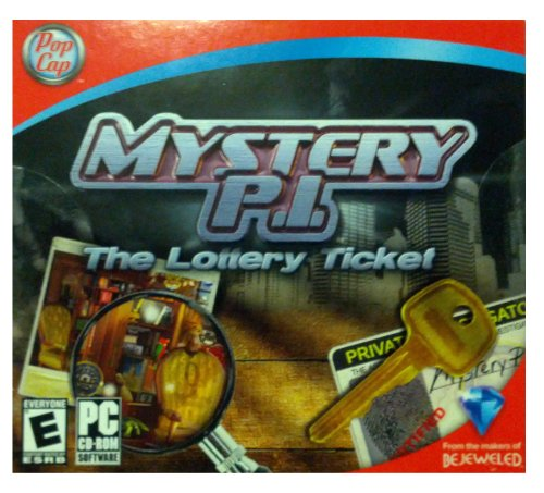 Mystery P.I. The Lottery Ticket