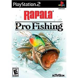 Rapalas Pro Fishing - PlayStation 2