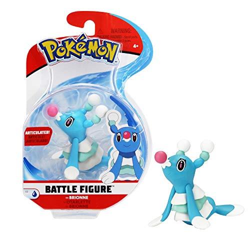 Giochi Preziosi- Pokemon Brionne Personaggio Articolato, Multicolore, PKE09600