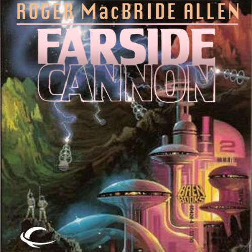 Farside Cannon audiobook cover art