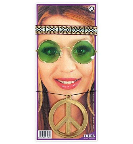 FRIES 93282 Set Party Hippie Chic, 3 pièces