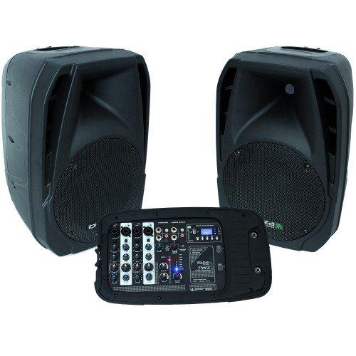Ibiza COMBO210 - Sistema de sonorización portátil y compacto de 10