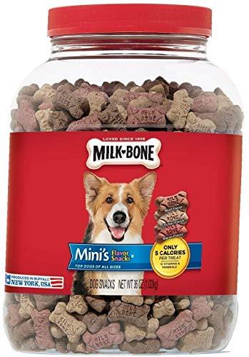 Milk-Bone Mini Flavor Dog Biscuits