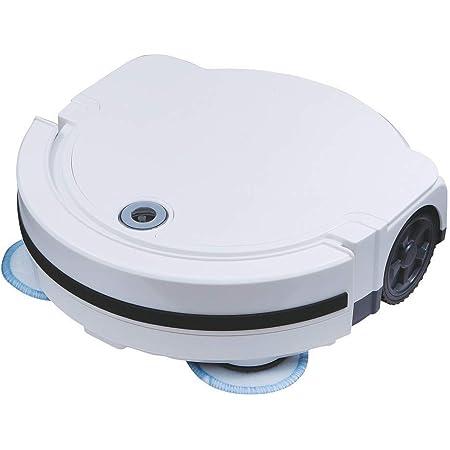 ロボット掃除機 強力吸引 小型 薄型 [3種清掃モード] 自動充電 モップタイプ ロボット型クリーナー 強力吸引 静音 超薄型 衝突&落下防止 リモコン制御 定時予約 日本語説明書付き ロボットクリーナー d000