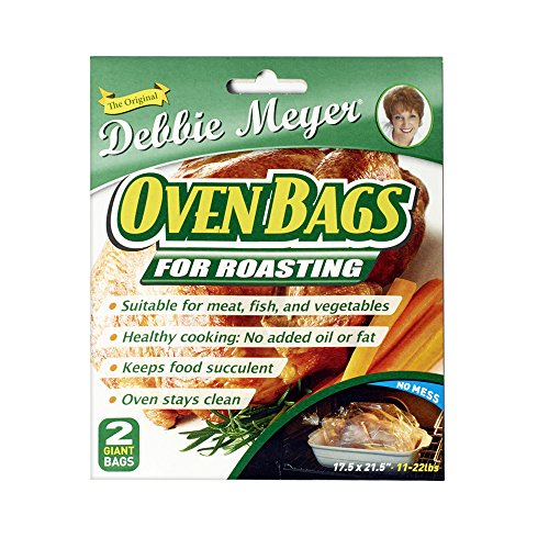 Debbie Meyer Oven Bags (2-Count, Giant) -  Syratech Domestic, 5135507