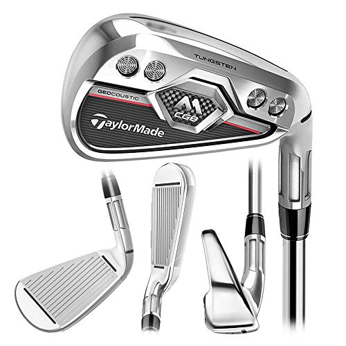 TaylorMade M-CGB Women's Individual Iron - Graphite Right Approach Wedge Graphite Ladies Stock Graphite