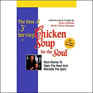 The Best of a 3rd Serving of Chicken Soup for the Soul audiobook cover art